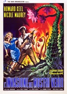 The Day of the Triffids - Italian Theatrical movie poster (xs thumbnail)