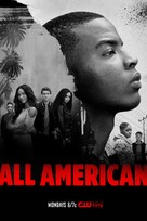 """""""All American"""" - Movie Poster (xs thumbnail)"""