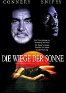 Rising Sun - German VHS cover (xs thumbnail)