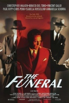 The Funeral - Movie Poster (xs thumbnail)
