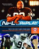 """NFL Replay"" - Movie Poster (xs thumbnail)"