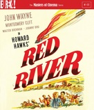 Red River - British Blu-Ray movie cover (xs thumbnail)