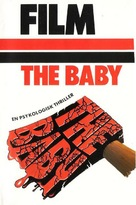 The Baby - Norwegian Movie Poster (xs thumbnail)