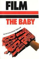 The Baby - Norwegian Movie Poster (xs thumbnail)