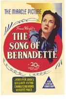 The Song of Bernadette - Australian Movie Poster (xs thumbnail)