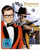 Kingsman: The Golden Circle - German Movie Cover (xs thumbnail)