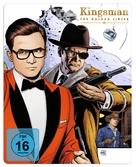 Kingsman: The Golden Circle - German Movie Cover (xs thumbnail)