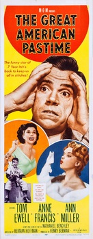 The Great American Pastime - Movie Poster (xs thumbnail)