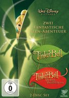 Tinker Bell and the Lost Treasure - German DVD movie cover (xs thumbnail)