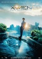 X-Men: First Class - German Movie Poster (xs thumbnail)