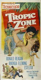 Tropic Zone - Movie Poster (xs thumbnail)