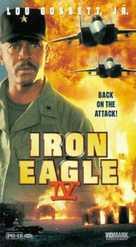 Iron Eagle IV - VHS cover (xs thumbnail)