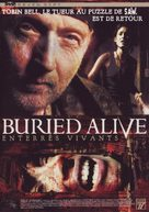Buried Alive - French Movie Cover (xs thumbnail)