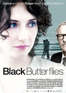 Black Butterflies - British Movie Poster (xs thumbnail)