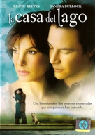 The Lake House - Argentinian DVD movie cover (xs thumbnail)
