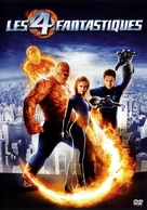 Fantastic Four - French Movie Cover (xs thumbnail)