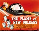 The Flame of New Orleans - Movie Poster (xs thumbnail)