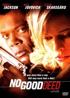 No Good Deed - DVD cover (xs thumbnail)