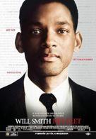 Seven Pounds - Hungarian Movie Poster (xs thumbnail)