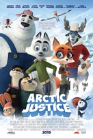 Arctic Justice - Movie Poster (xs thumbnail)