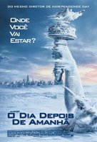 The Day After Tomorrow - Brazilian Movie Poster (xs thumbnail)