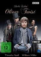 Oliver Twist - German DVD movie cover (xs thumbnail)
