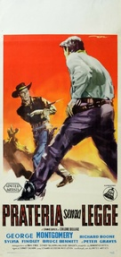 Robbers' Roost - Italian Movie Poster (xs thumbnail)