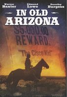In Old Arizona - Movie Cover (xs thumbnail)