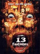 Thir13en Ghosts - French Movie Poster (xs thumbnail)