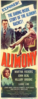 Alimony - Movie Poster (xs thumbnail)