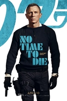 No Time to Die - poster (xs thumbnail)