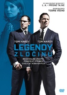 Legend - Czech DVD cover (xs thumbnail)