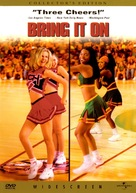 Bring It On - DVD movie cover (xs thumbnail)