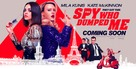 The Spy Who Dumped Me - British Movie Poster (xs thumbnail)