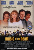 Music of the Heart - Movie Poster (xs thumbnail)
