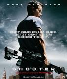 Shooter - Swiss Movie Poster (xs thumbnail)
