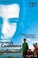 Ali Zaoua, prince de la rue - Brazilian Movie Poster (xs thumbnail)