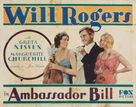 Ambassador Bill - Movie Poster (xs thumbnail)