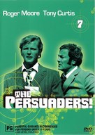 """""""The Persuaders!"""" - Australian DVD cover (xs thumbnail)"""