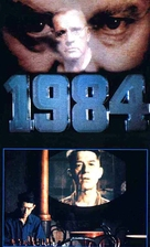 Nineteen Eighty-Four - VHS movie cover (xs thumbnail)