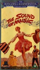 The Sound of Music - British VHS movie cover (xs thumbnail)