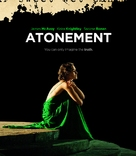 Atonement - Blu-Ray movie cover (xs thumbnail)