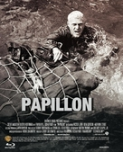 Papillon - British Movie Cover (xs thumbnail)