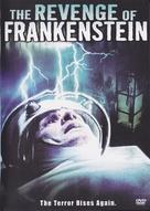 The Revenge of Frankenstein - DVD cover (xs thumbnail)