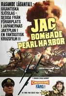 Hawai Middouei daikaikusen: Taiheiyo no arashi - Swedish Movie Poster (xs thumbnail)