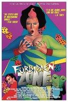 Forbidden Zone - Movie Poster (xs thumbnail)