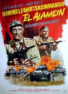 Commandos - German Movie Poster (xs thumbnail)