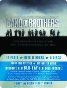 """Band of Brothers"" - British Blu-Ray movie cover (xs thumbnail)"