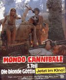 Mondo cannibale - German Movie Poster (xs thumbnail)