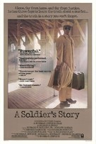 A Soldier's Story - Movie Poster (xs thumbnail)
